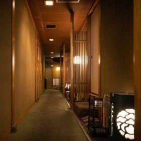 4階館内 - お部屋は全完全個室です