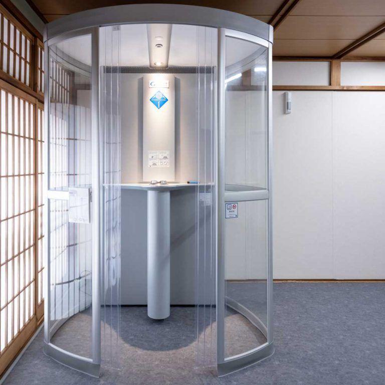 喫煙室 - 3階にご用意しております