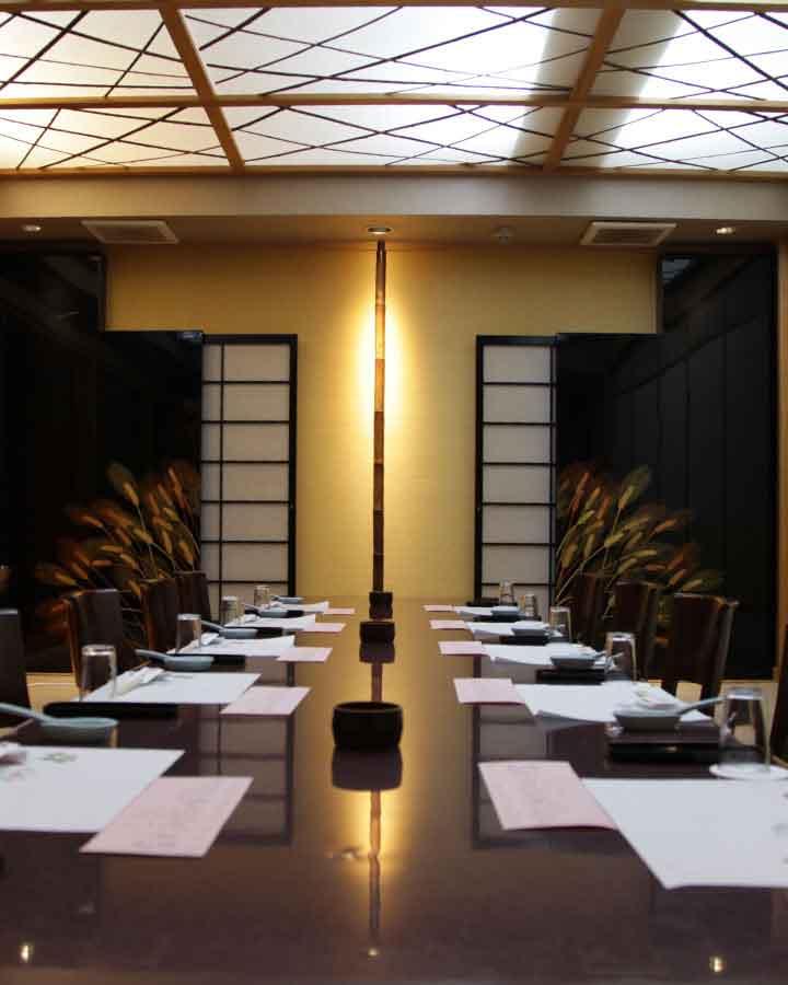 日本料理 八幸 - ゲストルーム